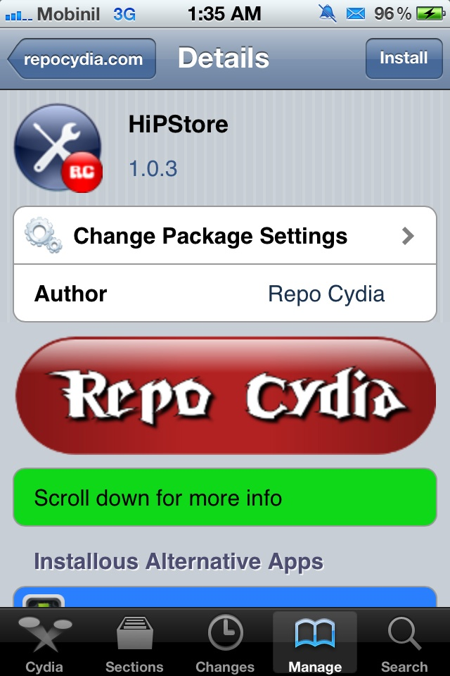 How to Install HipStore to an iOS device for Free