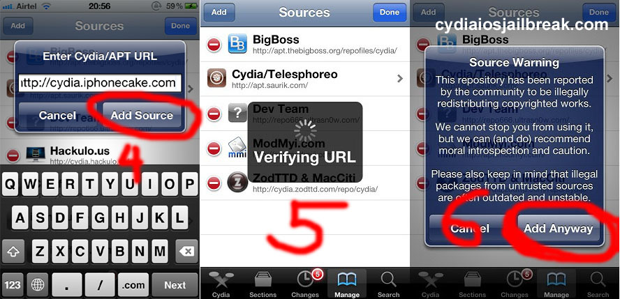 How to Add Cydia Sources - Cydia Download, Free Apps & Sources